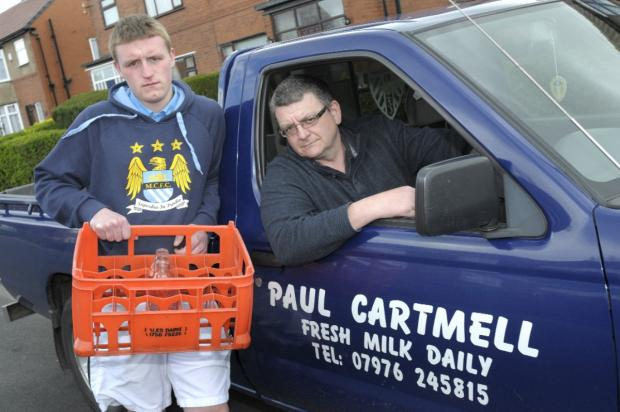 Leigh Journal: Paul Cartmell has lodged a complaint after employ