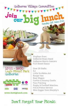The Big Lunch is returning
