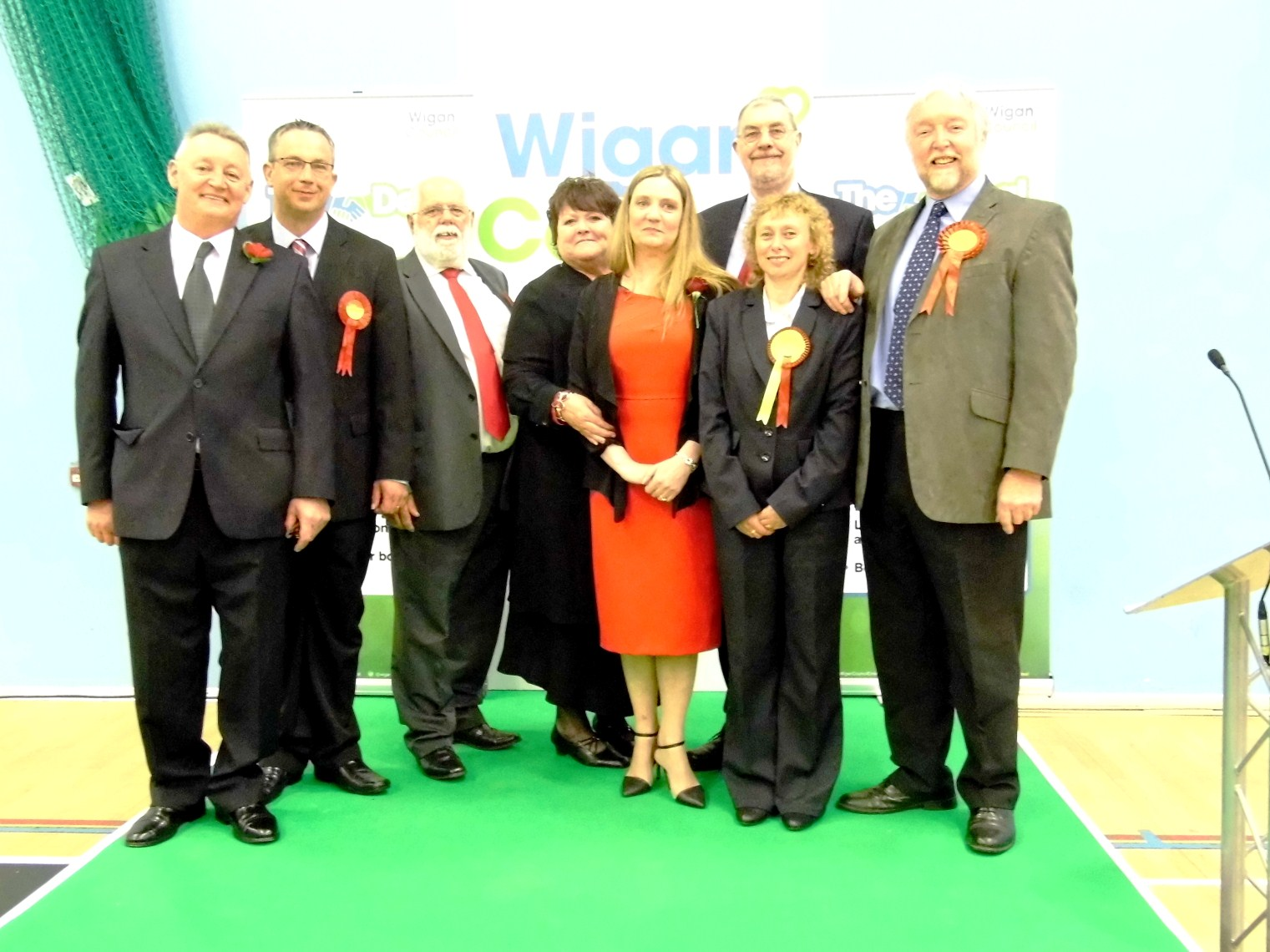 ELECTION RESULTS BREAKDOWN: Labour celebrate in Leigh