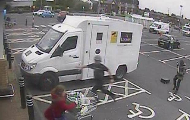 Leigh Journal: Police have released CCTV images of the robbery