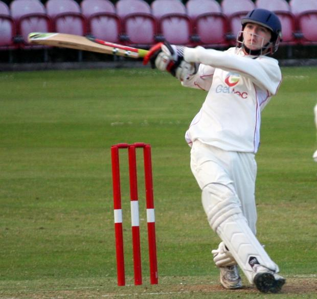 Youngster Smith impresses on Twenty20 debut