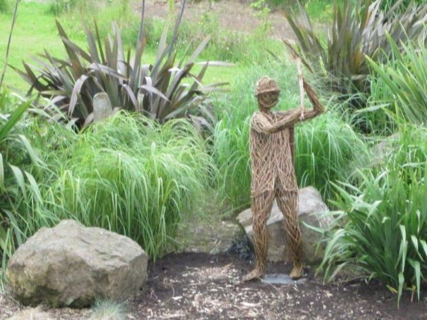 The willow woven miner