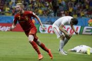 Belgium reach quarter-finals with USA win