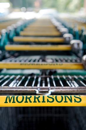 Morrisons have removed the need for £1 in trolleys