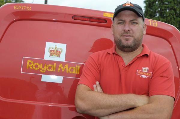 Postman helps rescue Golborne family from burning home