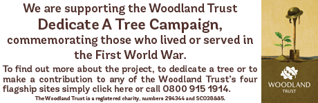 Leigh Journal: Woodland Trust