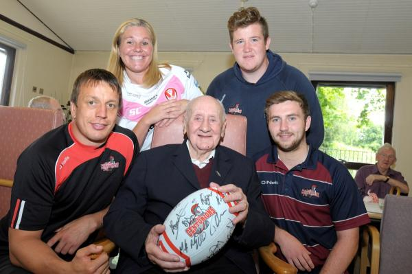 Memories stirred by Challenge Cup victory