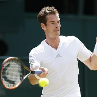 Andy Murray, pictured, was unsure why he suffered cramp in his US Open fi