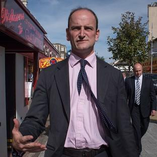 Douglas Carswell's decision to join Nigel Farage's party and