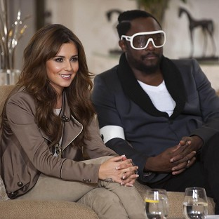 Will.i.am has helped advise Cheryl on The X Factor in the past