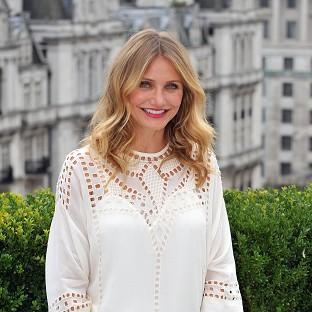 Cameron Diaz has spoken out against hackers who leaked naked photos of celebr