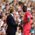 Leigh Journal: Liverpool boss Brendan Rodgers, left, has no concerns over Mario Balotelli, right
