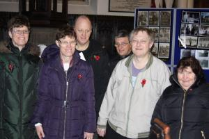 Adult learners create First World War exhibition