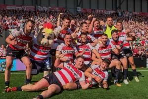We are still the underdogs, says Leigh Centurions head coach Paul Rowley after drawing Super League opposition for the second time in the Challenge Cup