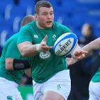 Leigh Journal: Ireland prop Jack McGrath, pictured, could face a disciplinary hearing after kneeing Konstantin Mikautadze against the Barbarians