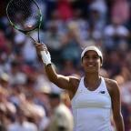 Leigh Journal: Heather Watson is targeting the biggest scalp in women's tennis