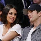 Leigh Journal: Did Ashton Kutcher and Mila Kunis wed at a private ceremony this weekend?