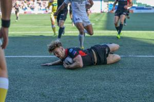 Five try loss for Centurions ends promotion bid