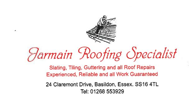 Jarmain Son Roofing