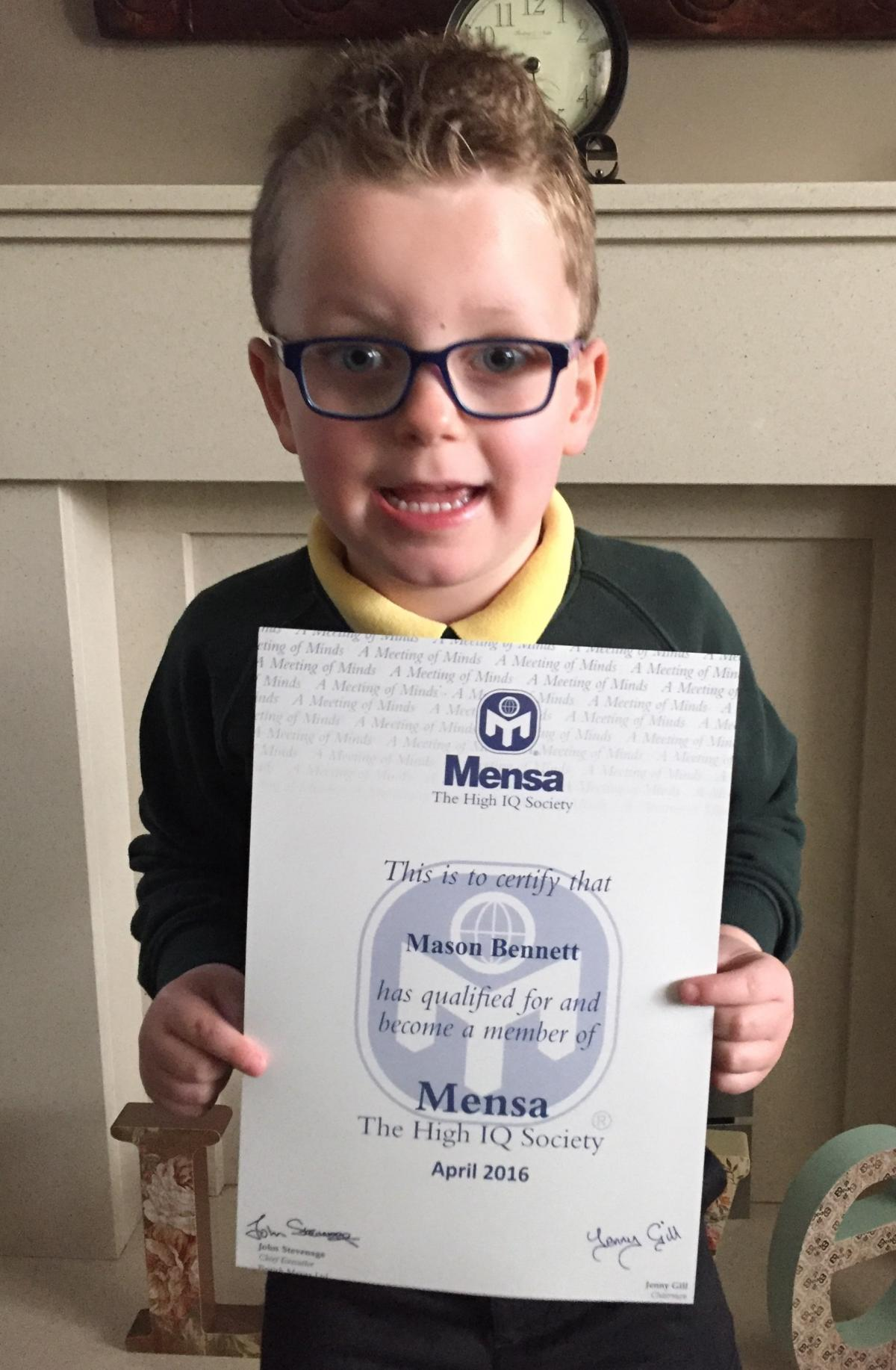 Super intelligent four year old goes from meningitis to mensa super intelligent four year old goes from meningitis to mensa 1betcityfo Images
