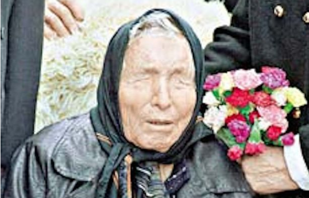 Clairvoyant Baba Vanga shared multiple prophecies before her death in 1996, aged 85