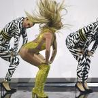 Leigh Journal: Poor Britney's MTV VMAs performance just couldn't live up to Beyonce