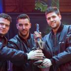 Leigh Journal: Robot Wars winners don't get chance to celebrate success