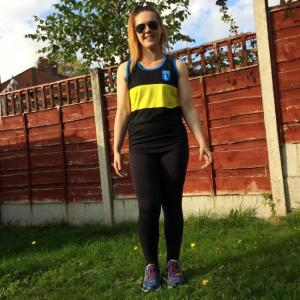 Leigh Journal: Severely visually impaired woman to run London Marathon to 'give back' to charities that 'changed her life'. Click here to read more