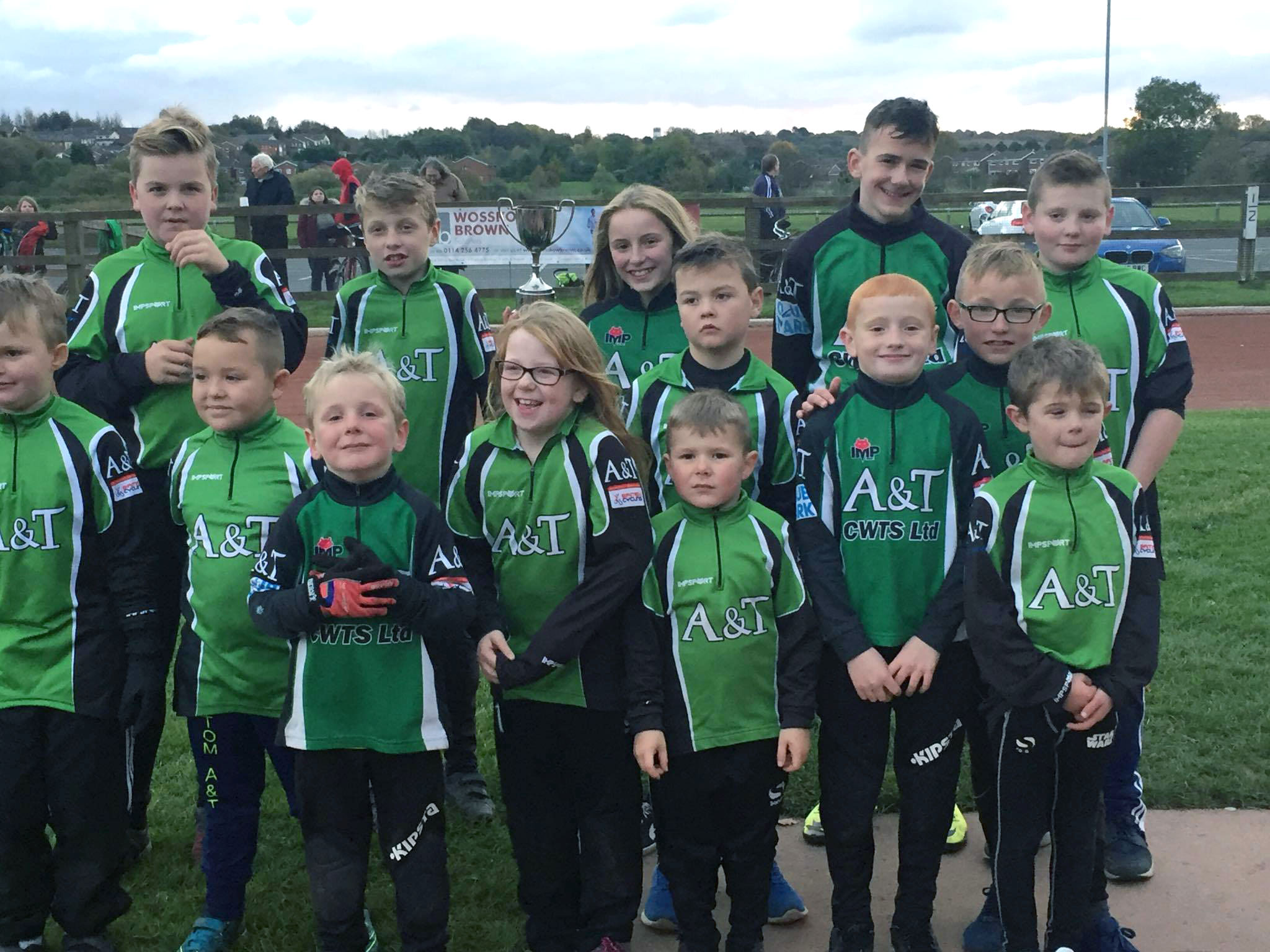 Title Success For Astley And Tyldesley Cycle Speedway Club