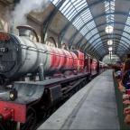 Leigh Journal: The Wizarding World of Harry Potter - Hogwarts Express at Universal Orlando Resort.