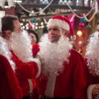 Leigh Journal: Santa swaps his reindeer for a stag in run-up to EastEnders wedding