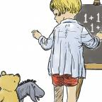 Leigh Journal: Parents are 'over-organising' children, says Winnie-the-Pooh writer