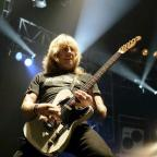 Leigh Journal: Status Quo's Rick Parfitt funeral to be held today