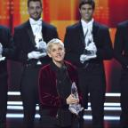 Leigh Journal: People's Choice Awards: Ellen DeGeneres became the most decorated winner in the award show's history, plus other winners
