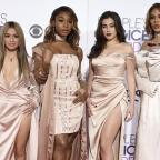 Leigh Journal: Fifth Harmony perform as a four-piece for the first time at People's Choice Awards