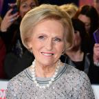 Leigh Journal: Mary Berry advises Bake Off contestants: Keep the tears in check