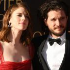 Leigh Journal: Game Of Thrones' Kit Harington reveals he is living with co-star Rose Leslie