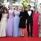 Leigh Journal: Nicole Kidman dazzles Cannes again at The Beguiled premiere