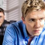 Leigh Journal: Emmerdale couple 'RobRon' praised after emotional episodes