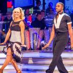 Leigh Journal: Ore Oduba posts adorable message about Joanne Clifton as she leaves Strictly