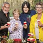 Leigh Journal: Bake Off team take a break from filming as tent temperatures reach boiling point