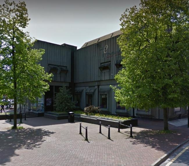 Leigh Library is based at The Turnpike Centre in Leigh. Picture: Google