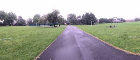 Dootson's Park in Leigh
