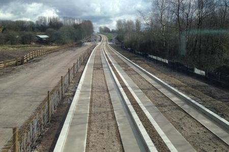 The guided busway