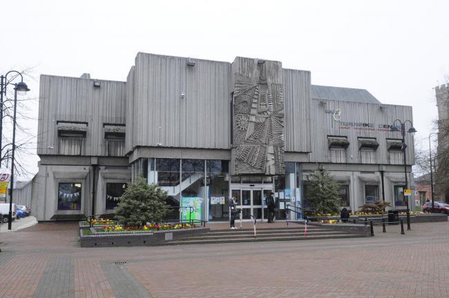 Leigh Library is at the Turnpike Centre