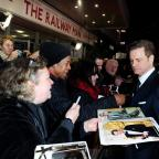 Leigh Journal: Colin Firth attending the UK film premiere of The Railway Man (Ian West/PA)
