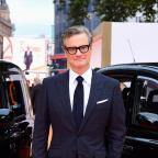Leigh Journal: Colin Firth attending the world premiere of Kingsman: The Golden Circle in London (Ian West/PA)