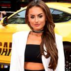 Leigh Journal: Love Island's Amber Davies 'not shocked' about Jess and Dom's engagement (Ian West/PA)