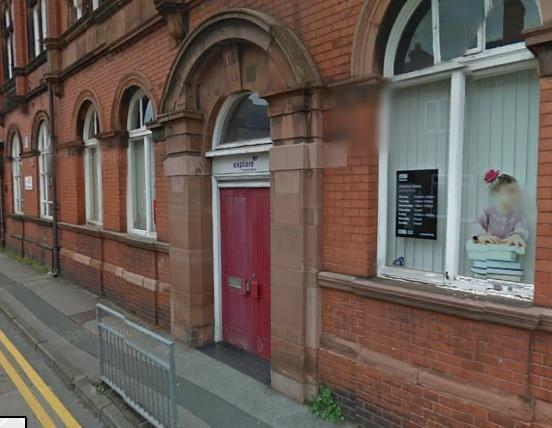 The help desk is moving to Atherton Library on York Street