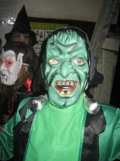 Leigh Journal: There's no need to spend a fortune on having Halloween fun